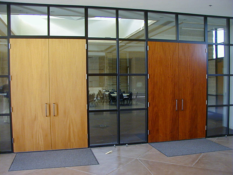 Architectural flush wood doors oshkosh door company Flush interior wood doors