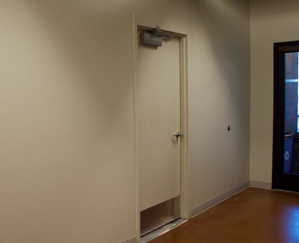 Frp Frames Corguard Commercial Doors Oshkosh Door