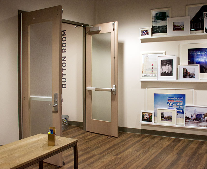& Designer Color Series | Custom Doors | Oshkosh Door Company