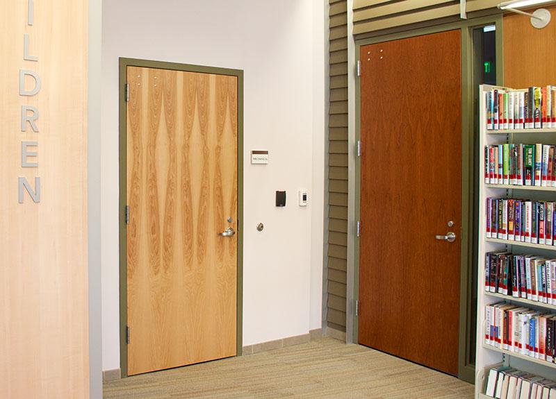 Commercial Doors Wood Doors Oshkosh Door